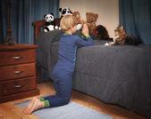 Bedtime Prayers — Stock Photo