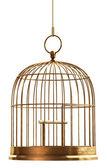 Bird Cage — Stock Photo