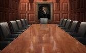 Yönetim kurulu odası — Stok fotoğraf