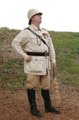 Boer Officer — Stock Photo