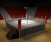 Boxing Arena — Stock Photo