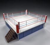 Boxing Arena — Stock Photo