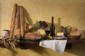 Tuscan Still Life — Stock Photo