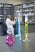 Chemistry Laboratory — Stock Photo