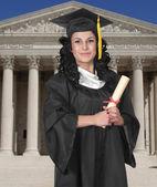 Graduate — Stock Photo