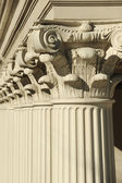 Corinthian Columns — Stock Photo