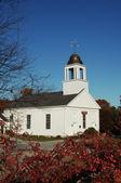 New England Church — Stock Photo