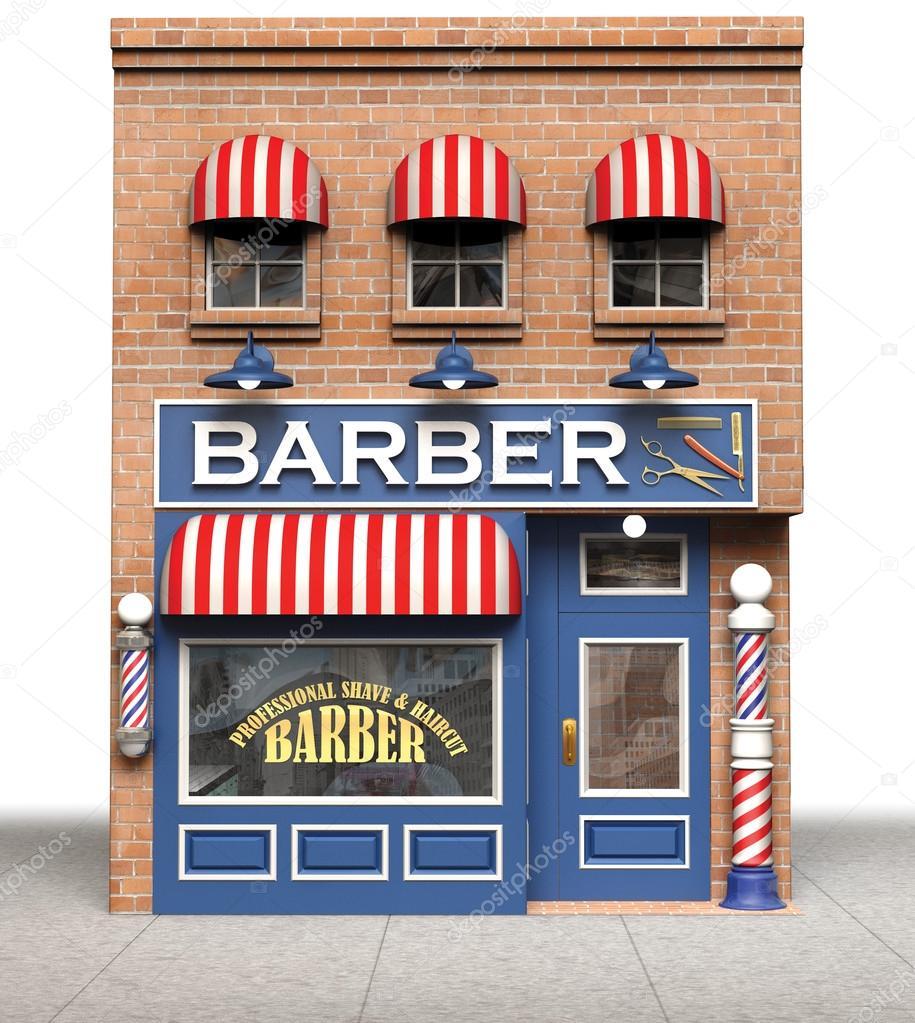 Barber Shop Plano : Barbearia ? Fotografias de Stock ? jamesgroup #13482015