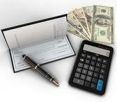 Budget Planning — Stock Photo