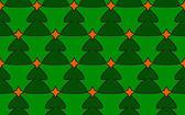 Jednoduchá vánoční vektorové pozadí — Stock vektor