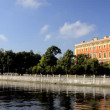 (pan) St. Petersburg, Mikhailovsky Palace — Stock Video #14818269