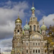 Stock Video: St. Petersburg, Church of Savior on Spilled Blood