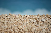 Close up of Stones on Myrtos Beach — Stock Photo