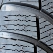 Stock Photo: Tire detail