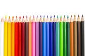 Color pencils set — Stock Photo