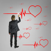 Cardiology concept — Stock Photo