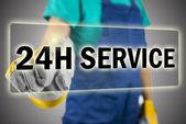 Služba 24h — Stock fotografie