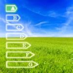 Energetic efficiency — Stock Photo