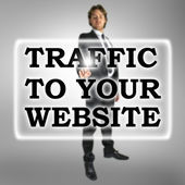 Traffic To Your Website — Stock Photo