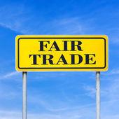 Fair trade — Stock Photo