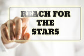 Reach for the stars — Stock Photo