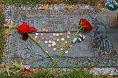 Patsy Cline Grave — Stock Photo