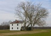 Malvern Hill Battlefield House — Stock Photo