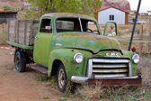Desert Truck, Utah — Stock Photo