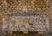Roman wody basenu, spoleto, Włochy — Zdjęcie stockowe