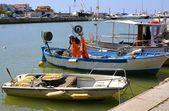 Fisherman, Castiglione, Italy — Stock Photo