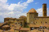 Volterra, Itália, Toscana — Fotografia Stock