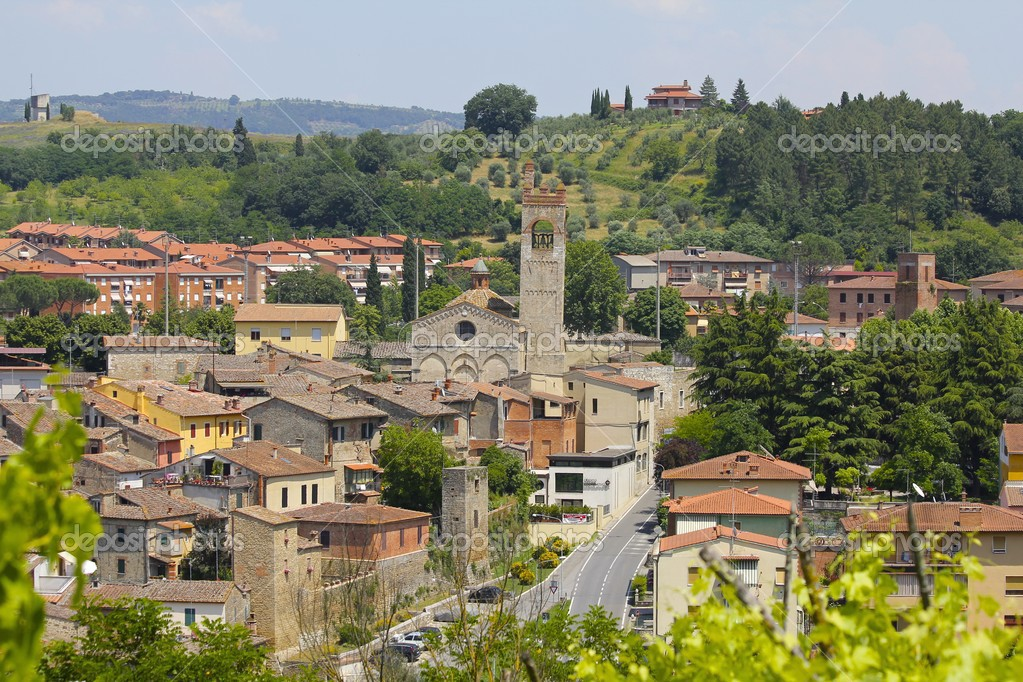 Asciano Italy  city pictures gallery : depositphotos 28858471 Asciano italy
