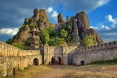 Belogradchik rocks, Bulgaria — Stock Photo