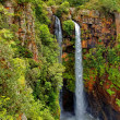 MacMac waterfall, South Africa - Stock Photo