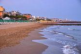 Lido di Jesolo, Adriatic sea, Italy — Stock Photo