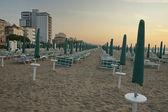 Sunrise in Adriatic sea — Stock Photo