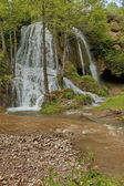 Bigar river waterfall, Serbia — Stock Photo