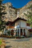 """Skalní klášter basarbovo za st dimitrii"""" — Stock fotografie"""