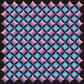 Cross diaper vector background pattern — Stock Vector