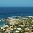Camps bay, Atlantic ocean, Cape town — Stock Photo