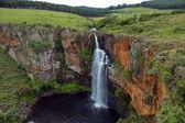 Berlin waterfall. South Africa. — Stock Photo