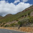 Chapman's Peak Drive. Place for repose. — Stock Photo #28665773
