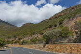Chapman's Peak Drive. Place for repose. — Stock Photo