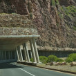 Chapman's Peak Drive. Awesome road to Cape of Good Hope. — Stock Photo #28692663