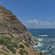 Chapman's Peak Drive. Awesome road to Cape of Good Hope. — Stock Photo #28838151