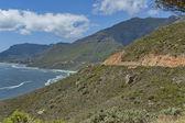 Chapman's Peak Drive. Hout bay coastline. — Stockfoto