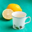 Lemon drink — Stock Photo