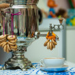 Russian Samovar — Foto Stock