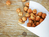 Roasted Chickpea — Stock Photo
