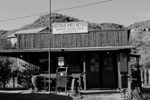 Oatman City — Stock Photo